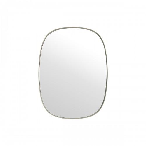 [Muuto/무토] Framed Mirror, klein, grau / Klarglas // 프레임드 미러, klein, grau / Klarglas