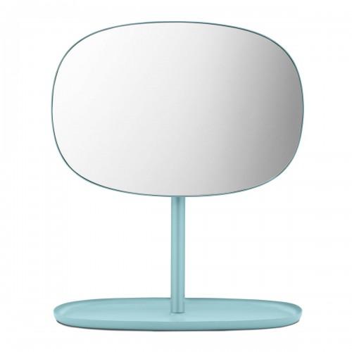 [normann copenhagen/노만코펜하겐] Flip Mirror - Dusty Blue // 플립 미러 - 더스티 블루