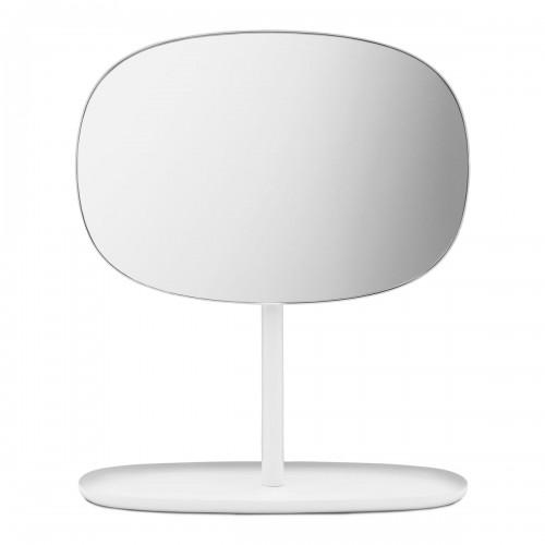 [normann copenhagen/노만코펜하겐] Flip Mirror - White // 플립 미러 - 화이트