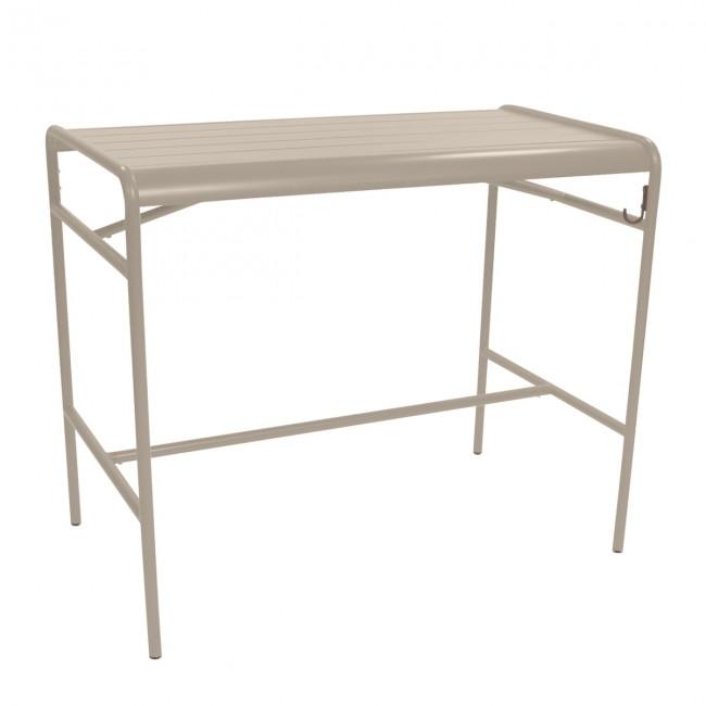 [Fermob/페르몹] Luxembourg High Table 73 x 126 cm Muscade // 룩셈부르크 하이 테이블 73 x 126 cm 미스카드