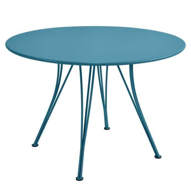 [Fermob/페르몹] Rendez-Vous TableTurquoise Blue // 랑데부 테이블 터쿼이즈 블루