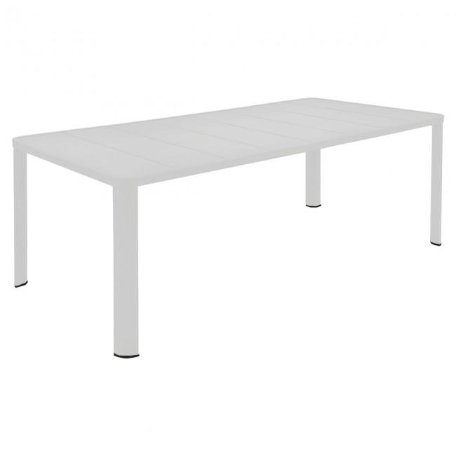 [Fermob/페르몹] Oleron Garden Table Cotton White // 올레론 가든 테이블 코튼 화이트