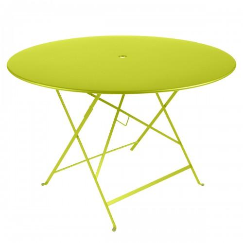 [Fermob/페르몹] Bistro Folding Table Ø 117 cm // 비스트로 폴딩 테이블 Ø 117 cm
