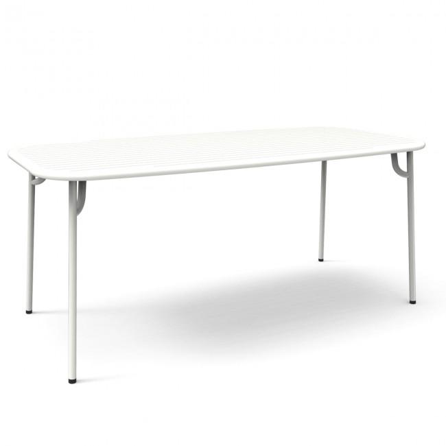 [Petite Friture/쁘띠 프리튀르] Week-End Table 180 x 85 cm White // 위크-엔드 테이블 180 x 85 cm 화이트