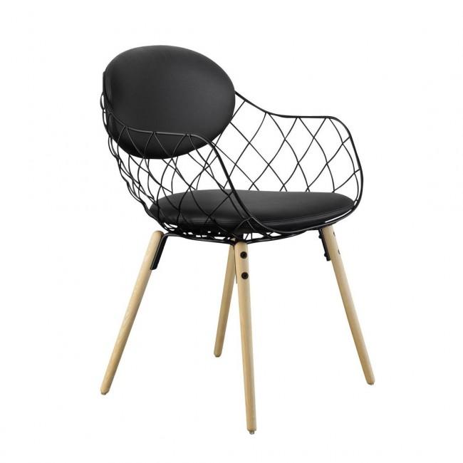 [Magis/마지스] Piña Chair Leather