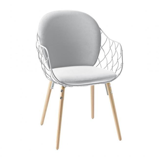 [Magis/마지스] Piña Chair Fabric fully upholstered