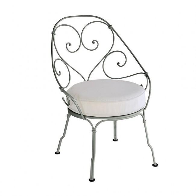 [Fermob/페르몹] Cabriolet Garden Armchair with Cushion // 카브리올레 가든 암체어 위드 쿠션