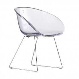 [Pedrali/페드랄리] Gliss Chair With Skids // 글리스 체어 위드 스키드