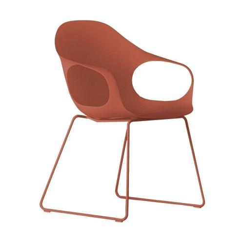 [Kristalia/크리스탈리아] Elephant Armchair with Skids