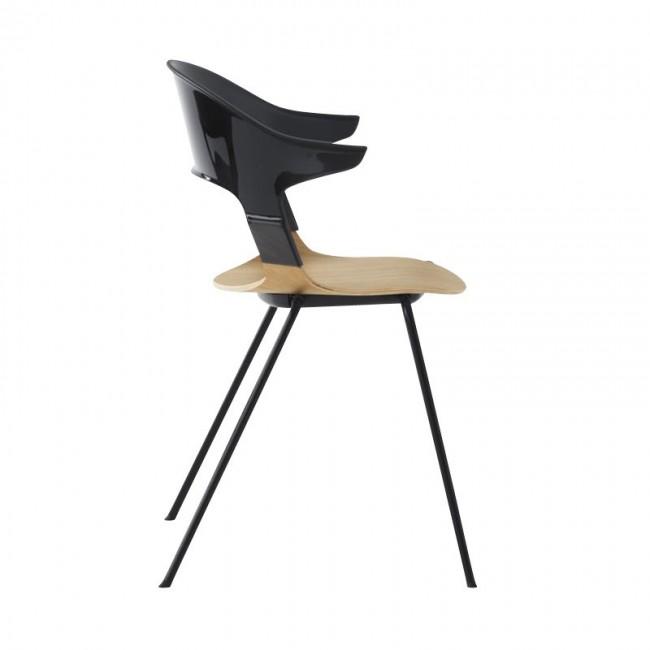[Fritz Hansen/프리츠한센] Pair Chair BH30 Armchair // 페어 체어 BH30 암체어