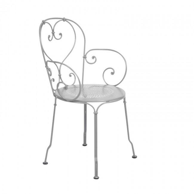 [Fermob/페르몹] 1900 Garden Armchair - Steel Grey // 1900 가든 암체어