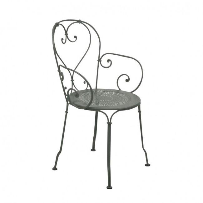 [Fermob/페르몹] 1900 Garden Armchair - Storm Grey // 1900 가든 암체어