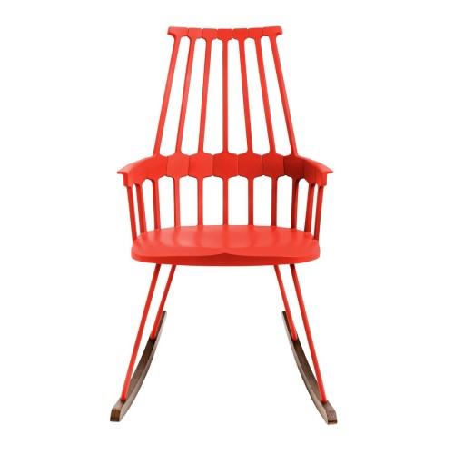 [Kartell/카르텔] Comback Rocking Chair // 콤백 락킹 체어