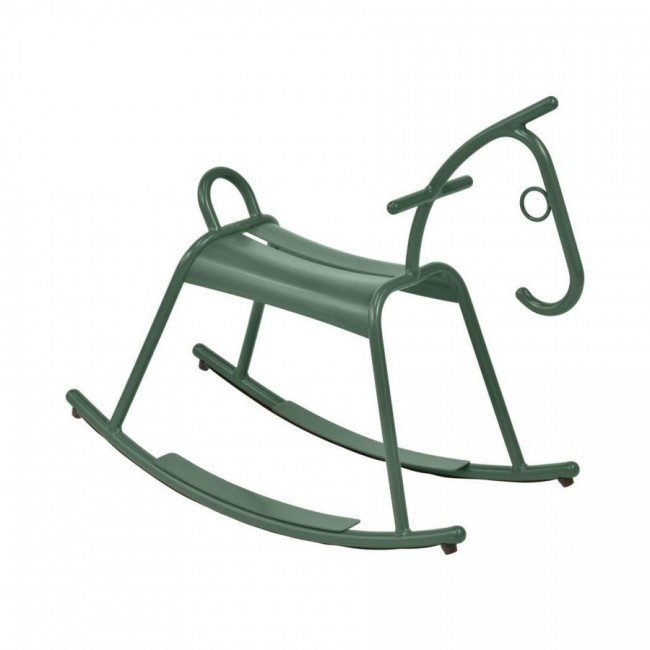 [Fermob/페르몹] Adada Rocking Horse - Cedar Green // 아다다 락킹 홀스