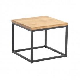 [Kettal/케탈] Landscape Side Table Teak 45x45cm // 랜드스케이프 사이드 테이블 티크 45x45cm