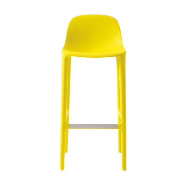 [EMECO/에메코] Broom Barstool - Yellow // 브룸 바스툴 - 옐로우