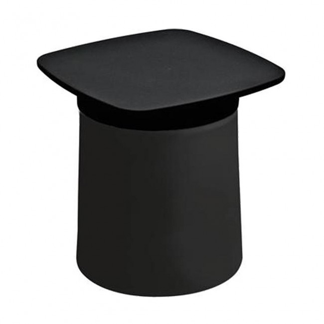 [Kristalia/크리스탈리아] Degree Stool/Side Table Black Coated // 디그리 스툴/사이드 테이블 블랙 코티드