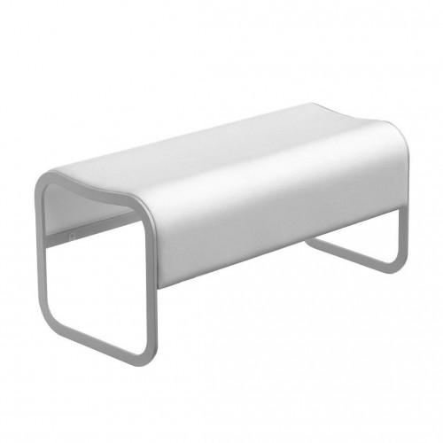[La palma] Za-2 Bench Stacklable Frame Aluminium