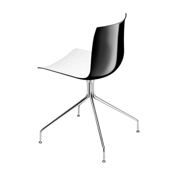 [Arper/아르페르] Catifa 46 Bicoloured Chair Black // 카티파 46 바이컬러 체어 블랙