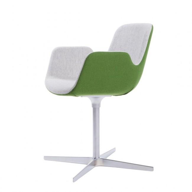 [La palma] Pass S131 Swivel Chair With Armrest