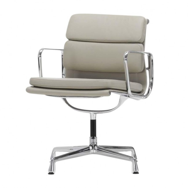 [Vitra/비트라] EA 208 Soft Pad Eames Alu Chair Office Chair Sandy // EA 208 소프트 패드 임스 알루미늄 체어 오피스 체어 샌디