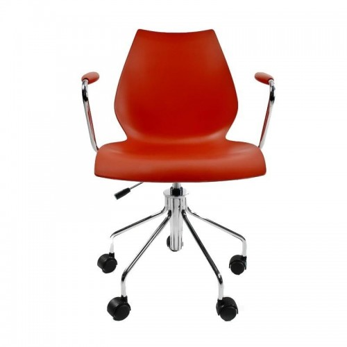 [Kartell/카르텔] Maui Office Chair With Armrests