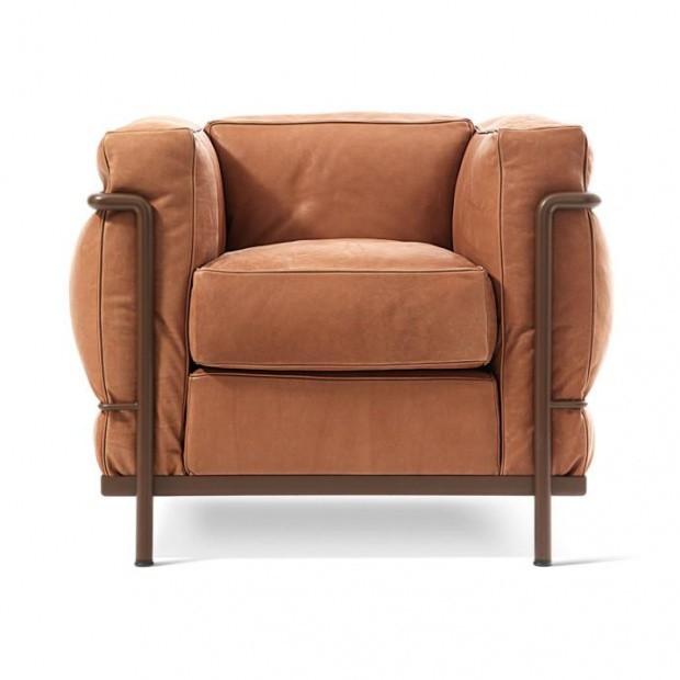 [Cassina] LC2 Sofa (1 Seat)