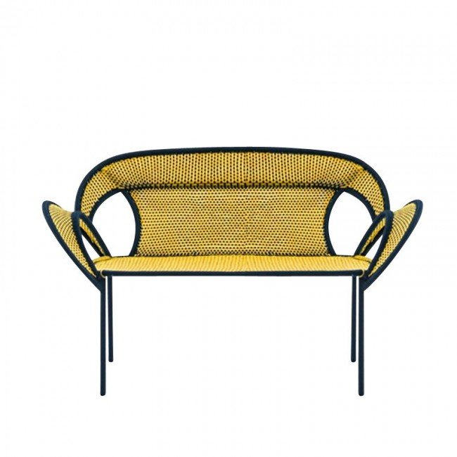 [Moroso/모로소] Banjooli 2-Seater Sofa // 반줄리 2-시터 소파