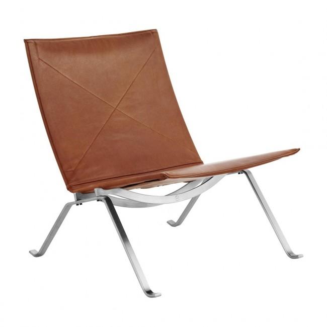 [Fritz Hansen/프리츠한센] PK22 Poul Kjaerholm - Loungechair // PK22 폴 키에르홀름 - 라운지체어