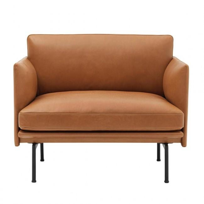 [Muuto/무토] Outline Chair / Leather // 아웃라인 체어 / 레더