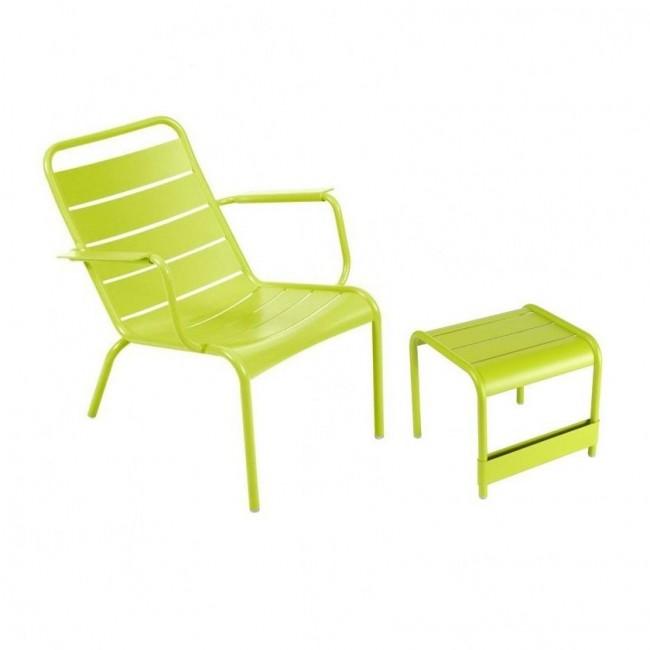 [Fermob/페르몹] Luxembourg Set Armchair + Coffee Table // 룩셈부르크 세트 암체어 + 커피 테이블