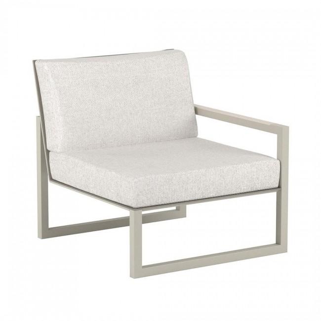 [Royal Botania/로얄 보타니아] Ninix Modules For Lounge Sofa white // 니닉스 모듈 포 라운지 소파 화이트
