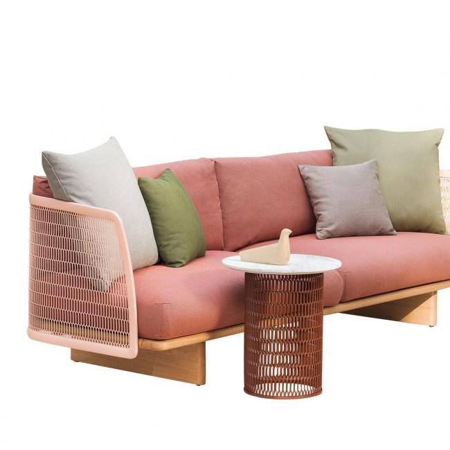 [Kettal/케탈] Mesh Outdoor 3 Seater Sofa // 메시 아웃도어 3-시터 소파