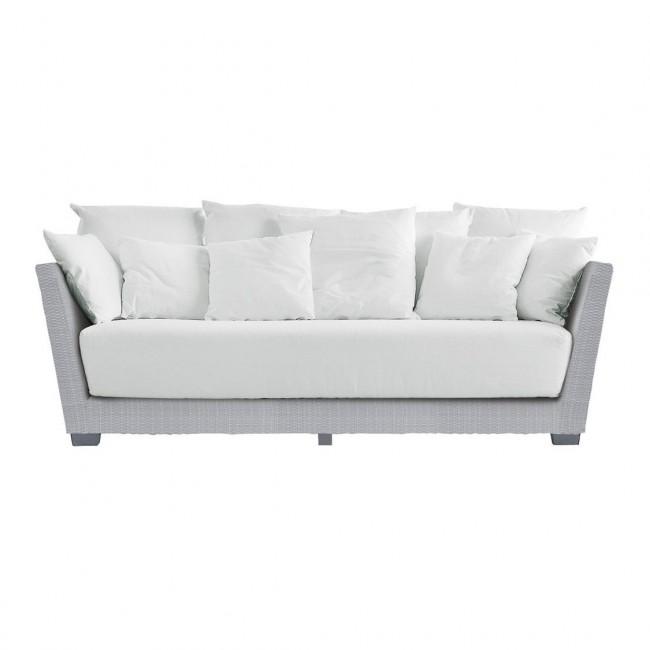 [Gervasoni] InOut 503 Poly Rattan Outdoor Sofa