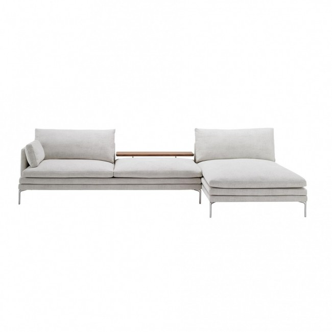 [Zanotta/자노타] William Sofa With Chaise Longue