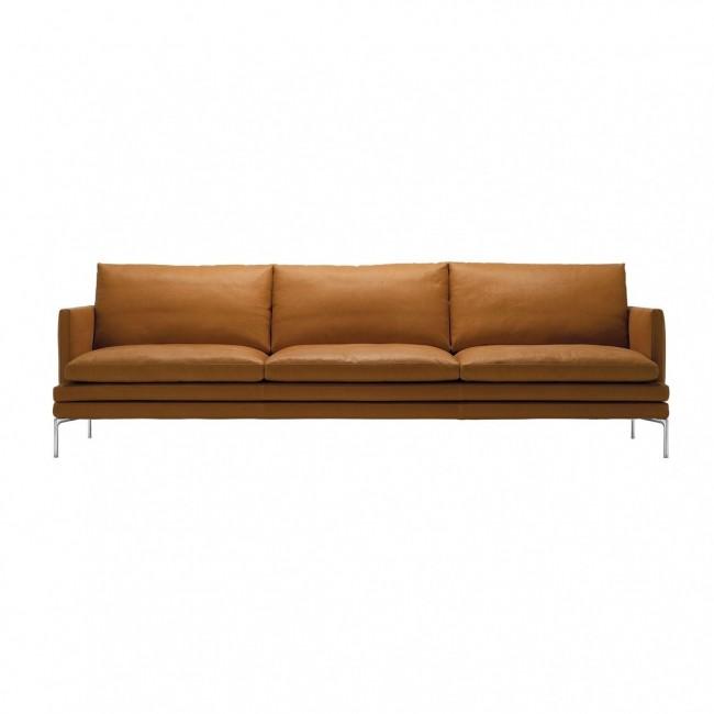 [Zanotta/자노타] William 3-Seater Sofa // 윌리엄 3-시터 소파 W224