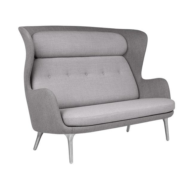 [Fritz Hansen/프리츠한센] Ro Sofa collection aluminium base // 로 소파 컬렉션 알루미늄 베이스