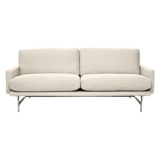 [Fritz Hansen/프리츠한센] LISSONI Sofa 2 Seater (재질 및 색상 선택 가능) // 리소니 소파 2-시터 (재질 및 색상 선택 가능)