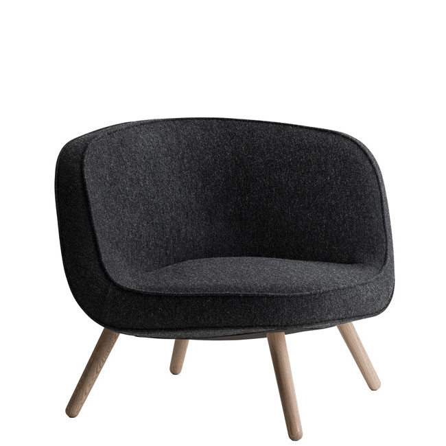 [Fritz Hansen/프리츠한센] Lounge Chair VIA57 collection // 라운지체어 VIA57 컬렉션