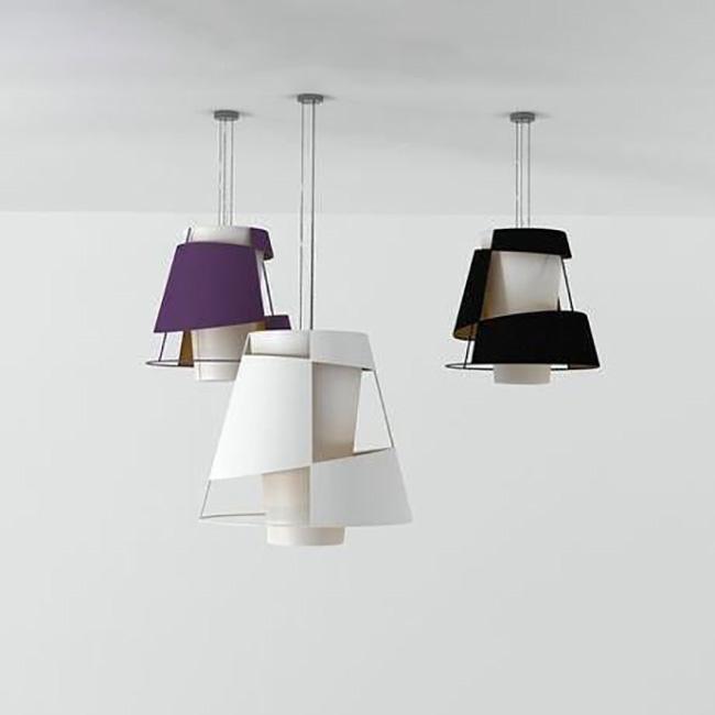 [Pallucco/팔루코] Crinolina Suspension Lamp (3sizes & 3colors) // 크리놀리나 서스펜션 램프 (3sizes & 3colors)