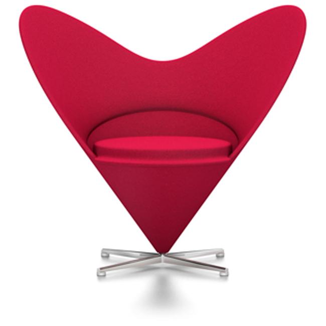 [Vitra/비트라] Heart Cone Chair // 하트 콘 체어