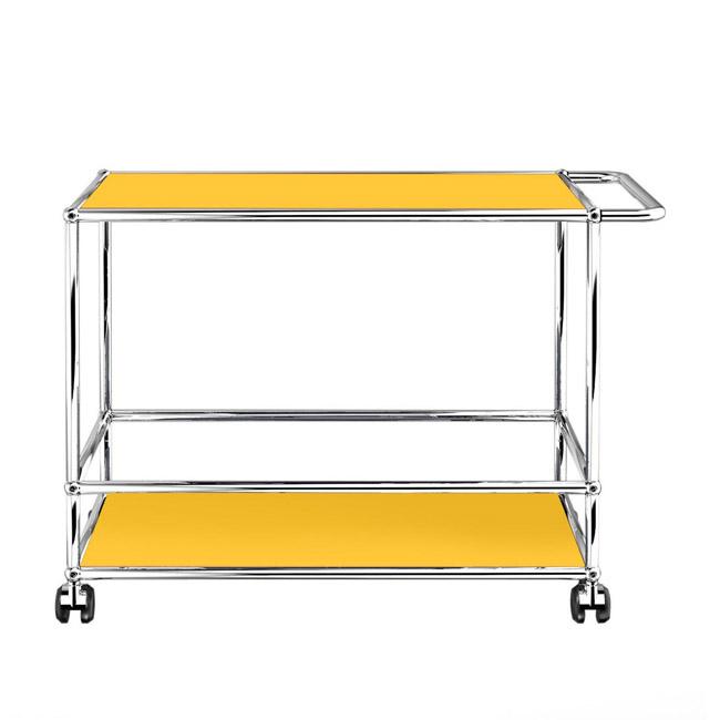[USM Haller/유에스엠 할러] Trolley - gold yellow // 트롤리 - 골드 옐로우