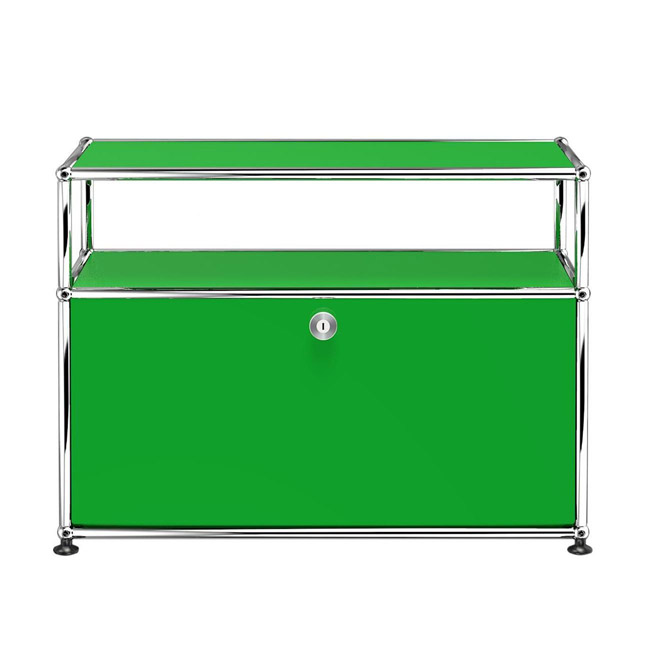 [USM Haller/유에스엠 할러] 1x2 Module System (1-bottom-drawer, 1-pannel, W78 x H38) // 1x2 모듈 시스템 (1-bottom-drawer, 1-pannel, W78 x H38)