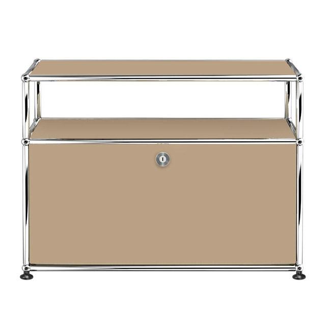 [USM Haller/유에스엠 할러] Container With Shelves & Drawer // 컨테이너 위드 쉘프 & 드로어