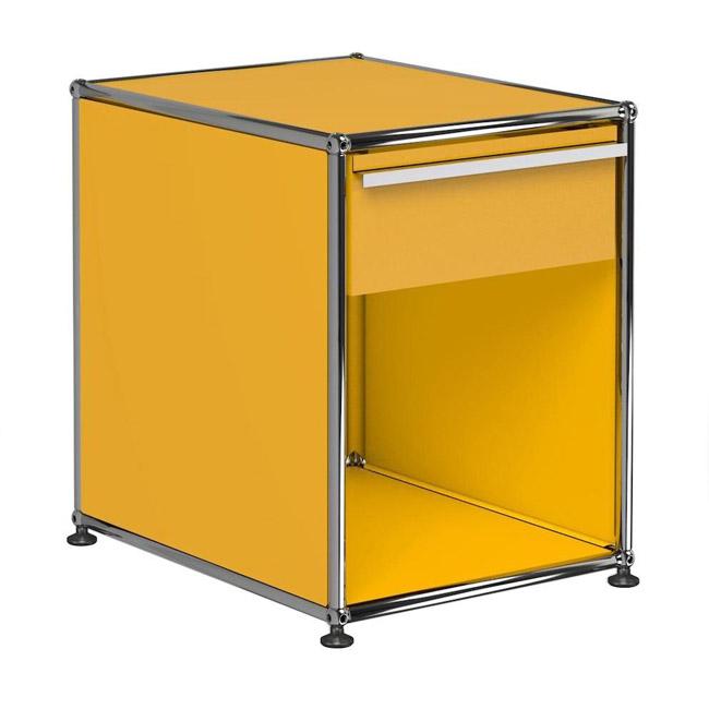 [USM Haller/유에스엠 할러] Bedside Table With Drawer // 베드사이드 테이블 위드 드로어