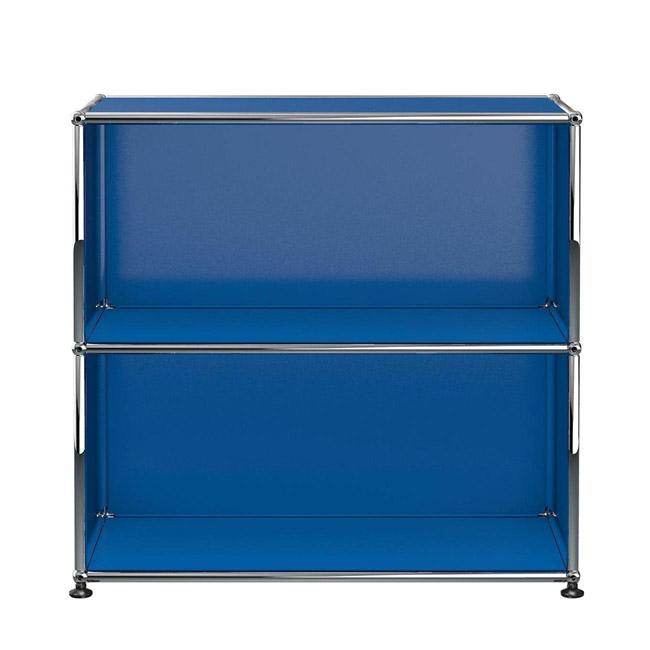 [USM Haller/유에스엠 할러] 1x2 Sideboard (0-door, W78 x H74) // 1x2 사이드보드 (0-door, W78 x H74)