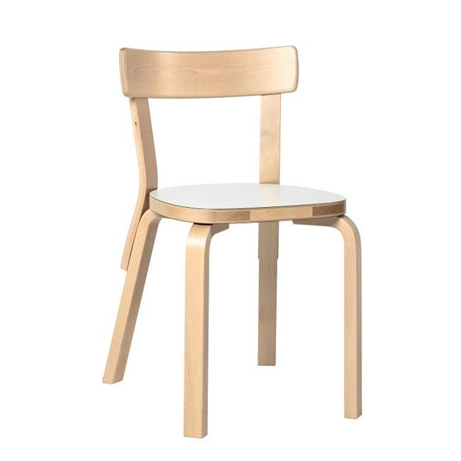 [Artek/아르텍] Chair 69 // 체어 69