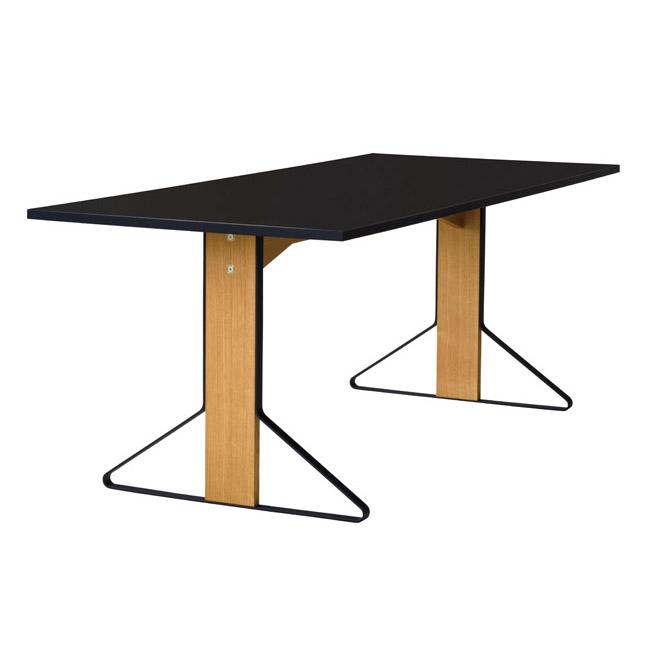 [Artek/아르텍] Kaari Table rectangular (200x85cm) // 카아리 테이블 직사각 (200x85cm)