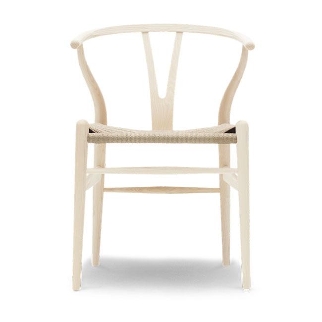 [Carl Hansen & Son/칼한센앤선] CH24 Wishbone chair - Ash soap // CH24 위시본 체어 - 애쉬 솝
