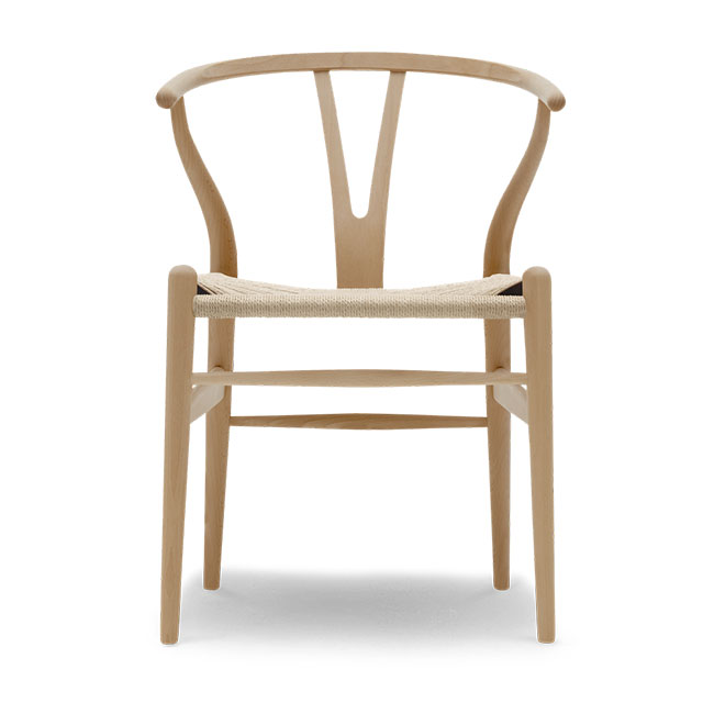 [Carl Hansen & Son/칼한센앤선] CH24 Wishbone chair - Beech lacquer // CH24 위시본 체어 - 비치 락카